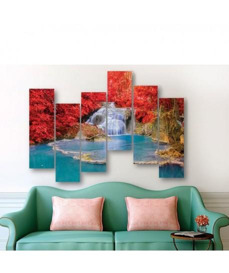 tableaud écoratif mdf le cascade