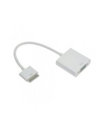Adaptateur ipad 2 3 vers VGA