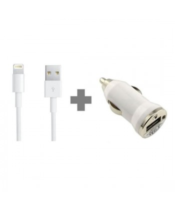 Chargeur Voiture  IPHONE 5