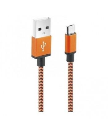 Câble élastique Cantell USB...