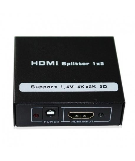 Splitter HDMI 1X2 1.3V 1080p