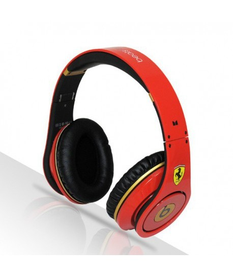 MICROCASQUE Compatible Beats STUDIO FERRARI