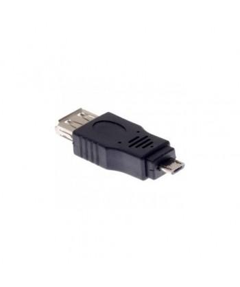 Adaptateur  USB AF/ MICRO...