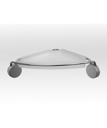 TABLETTE D'ANGLE SUPPORT INOX FELL