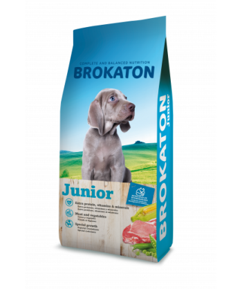 BROKATON CHIEN JUNIOR 20 KG