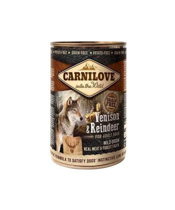 CARNILOVE CHEVREUIL & REINE...