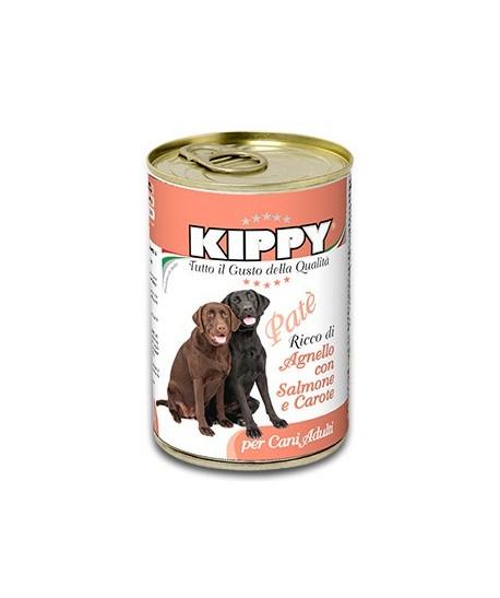 KIPPY DOG LAMB SAUM CARR 400 GR
