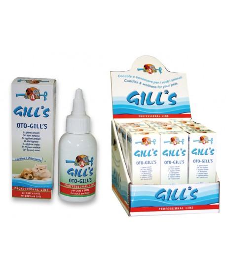 GILLS LINGETTES NETTOYANTES TALC 40 PCS