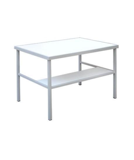 TABLE PAILLASSE 120X70cm
