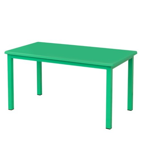 TABLE MATERNELLE TOP WERZALITE 110X70X65cm