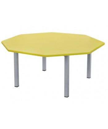 TABLE MATERNELLE HEXA PVC...