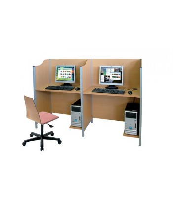 BUREAU CENTRE D'APPEL 2 PLACES MAHDIA 150X50X75
