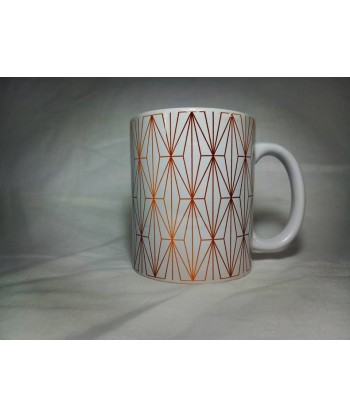 golden mug