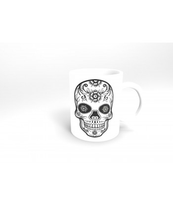 mexicain skull