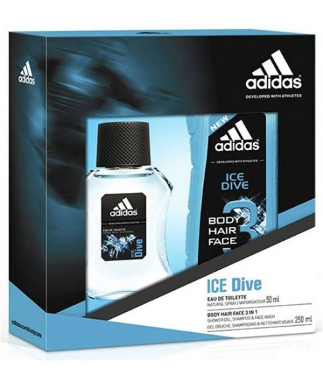 COFFRET ICE DIVE 50 ML +S/G