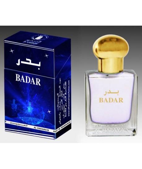 Parfum  Huileux  Femme  Oriental  Authentique  Badar - 15ml