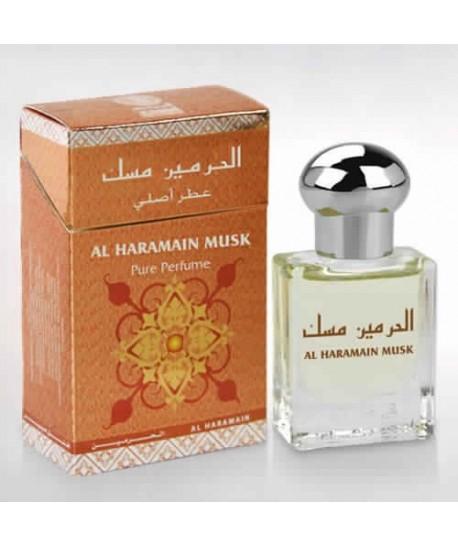 Parfum Huileux Femme Oriental Authentique Musk - 15ml