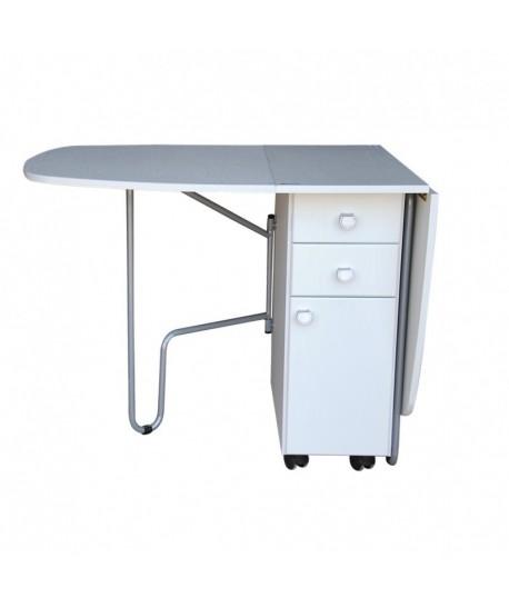 TABLE A TIROIR PM EN PVC