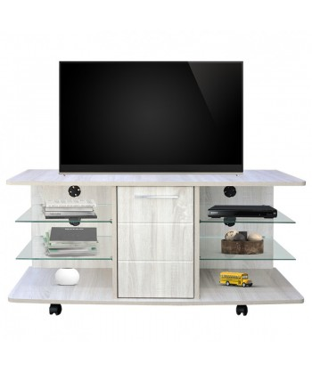TABLE TV LCD ARENA CHENE BRUT