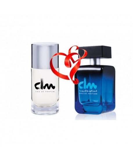 Lot - Parfums Homme - Clm Special Edition 100ml - Et - Clm Noir