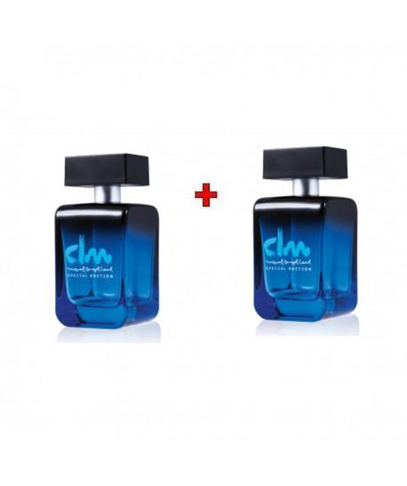Lot deux Parfums - Homme - Clm - Special - Edition - 100ml