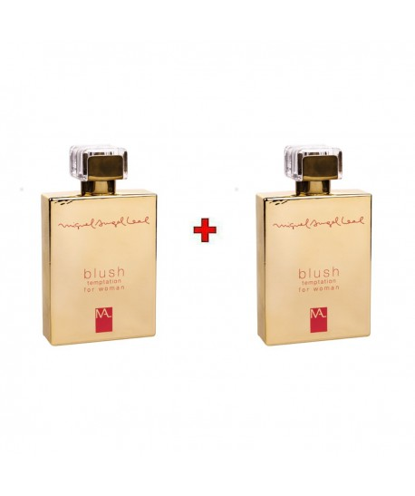 Lot deux Parfums - Femme - Blush Temptation - 100 ml