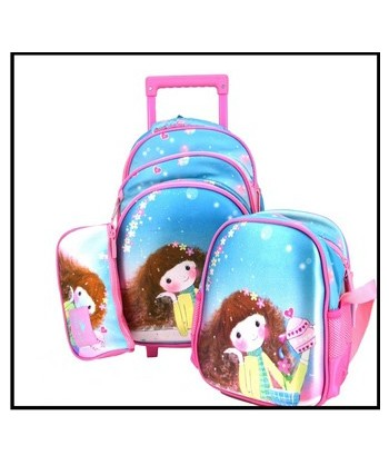 Trolley Back Pack GB2133 Glossy Bird