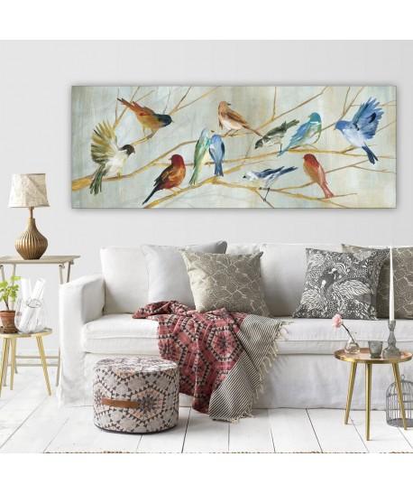Tableau Décoratif oiseaux REF : RS247