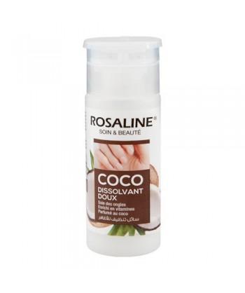 Rosaline dissolvant doux...