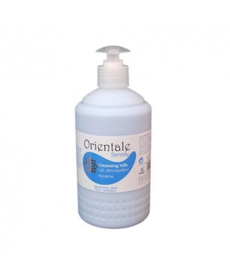 Lait démaquillant peaux sensibles 500 ml