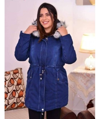 Manteau JEANS Made in TURQUIE